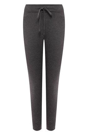 Женские кашемировые брюки DOLCE & GABBANA серого цвета, арт. FX507T/JAWPW | Фото 1