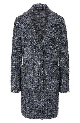 Твидовое пальто | Фото №1