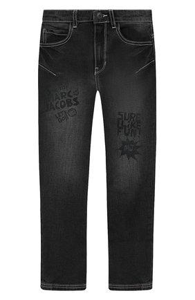 Детские джинсы MARC JACOBS (THE) серого цвета, арт. W24201   Фото 1