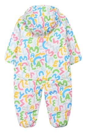 Детский комбинезон STELLA MCCARTNEY разноцветного цвета, арт. 566296/SNK31 | Фото 2
