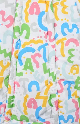 Детский комбинезон STELLA MCCARTNEY разноцветного цвета, арт. 566296/SNK31   Фото 3