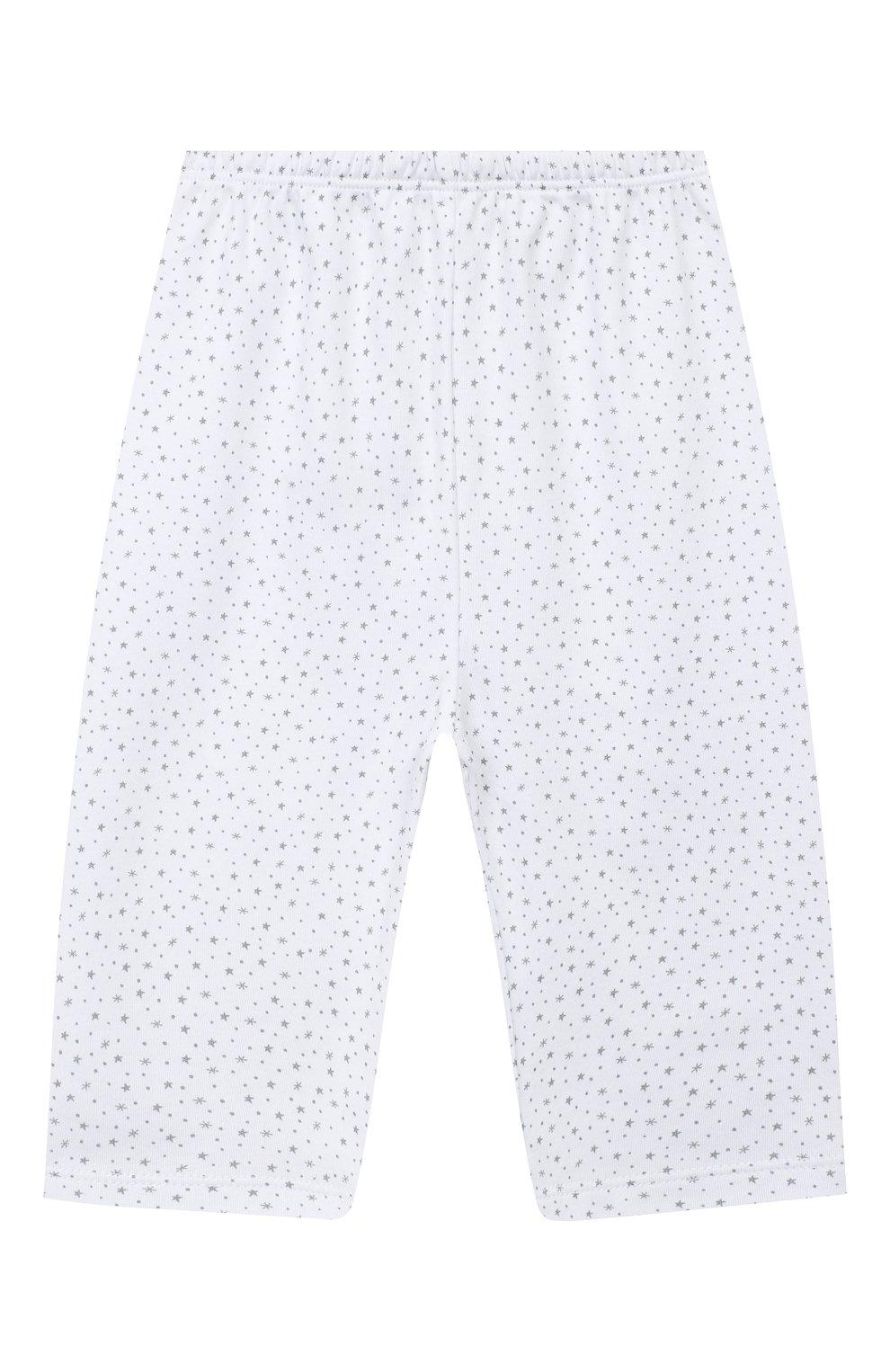 Детский комплект из брюк с боди KISSY KISSY серого цвета, арт. KNZ02193N | Фото 4