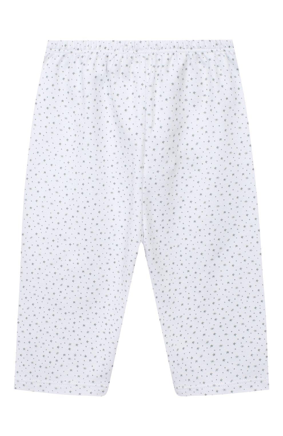 Детский комплект из брюк с боди KISSY KISSY серого цвета, арт. KNZ02193N | Фото 5