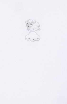 Детский комплект из брюк с боди KISSY KISSY серого цвета, арт. KNZ02193N | Фото 6