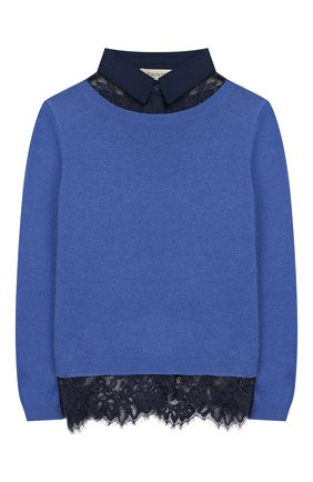 Комплект из жилета и пуловера | Фото №1