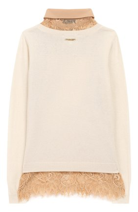 Комплект из пуловера и жилета   Фото №2
