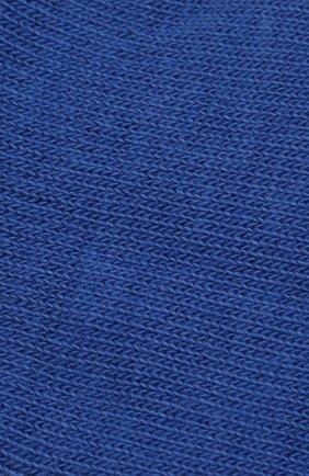 Детские хлопковые носки FALKE синего цвета, арт. 10626 | Фото 2