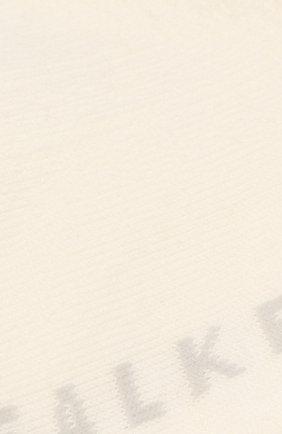 Детские хлопковые колготки FALKE бежевого цвета, арт. 13515 | Фото 2