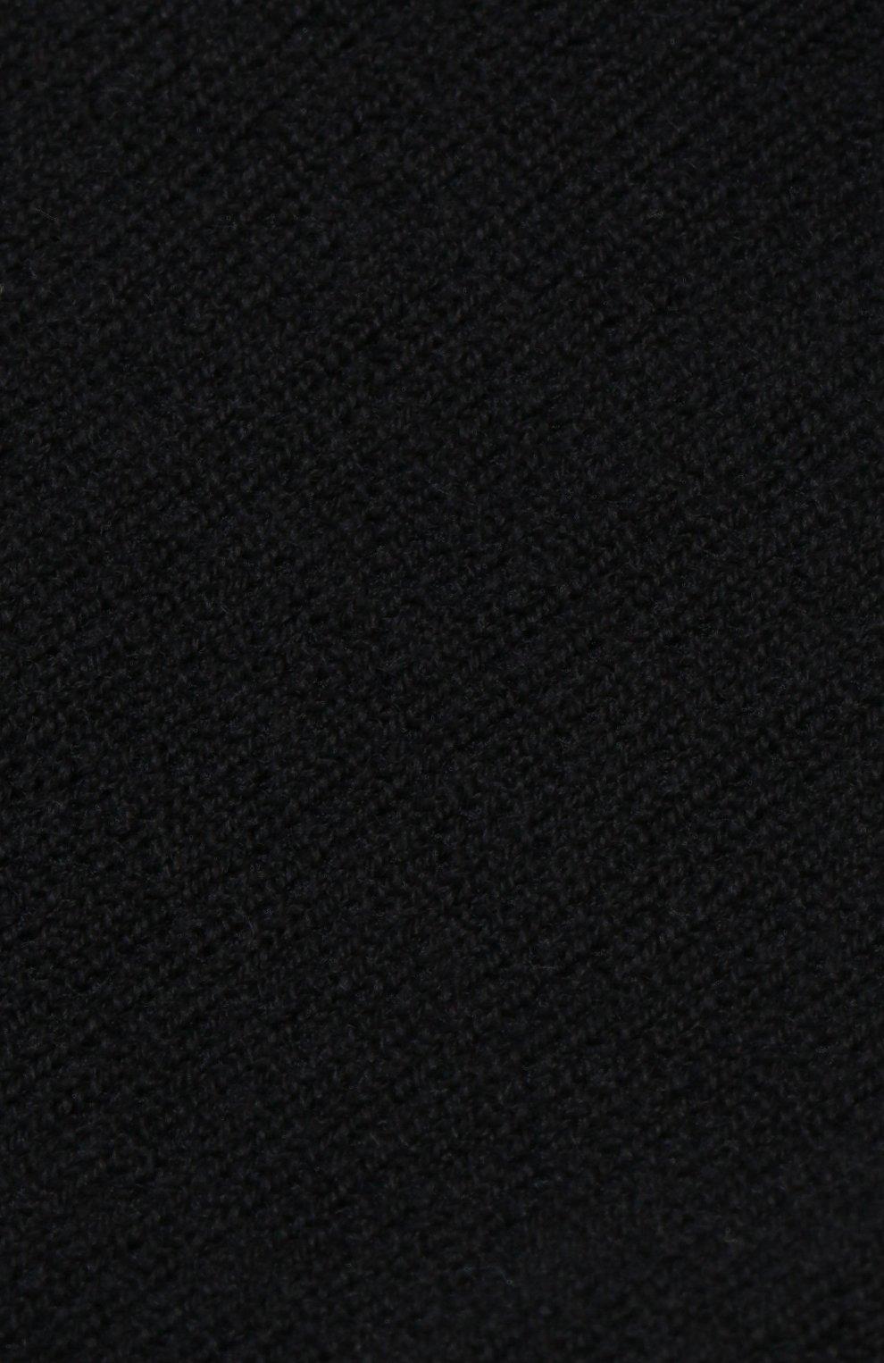 Детские хлопковые колготки FALKE темно-синего цвета, арт. 13515   Фото 2