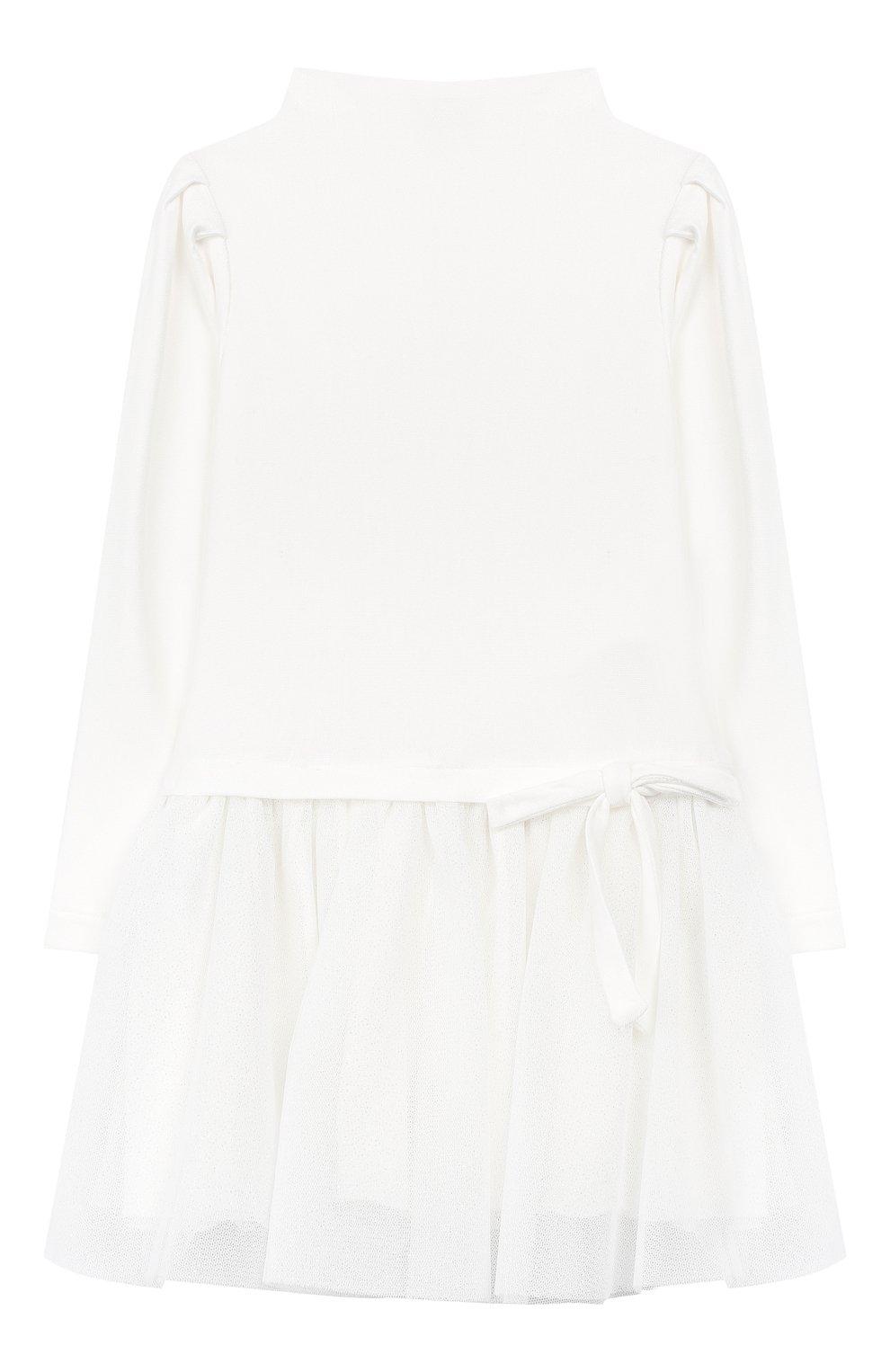 Женский платье ALETTA белого цвета, арт. RS999264/12M-2A | Фото 1