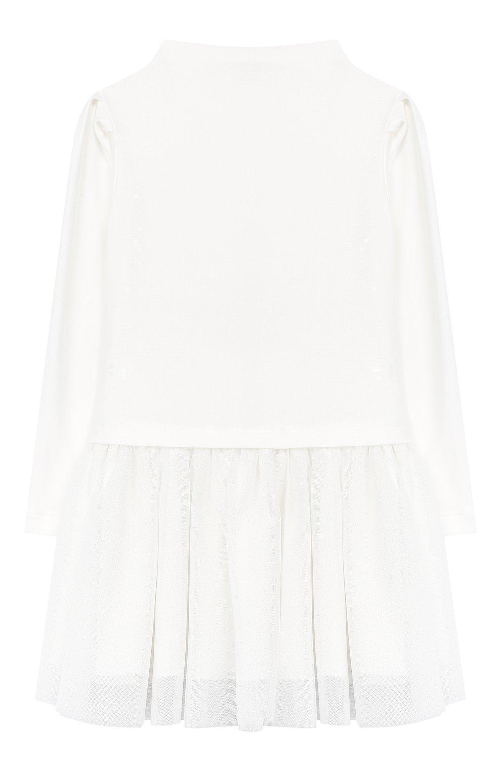 Женский платье ALETTA белого цвета, арт. RS999264/12M-2A | Фото 2