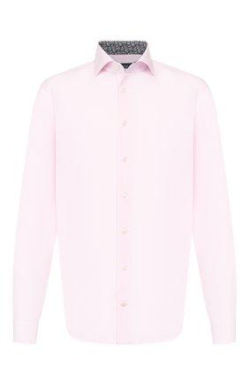 Мужская хлопковая сорочка VAN LAACK розового цвета, арт. TIVARA2-TF05/160888 | Фото 1