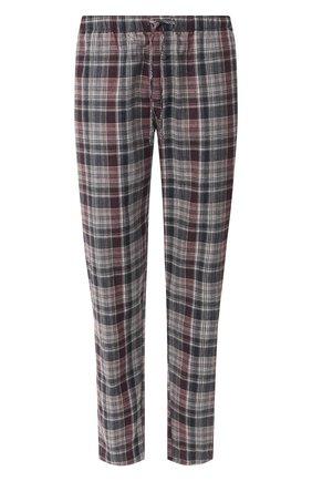 Хлопковые домашние брюки   Фото №1