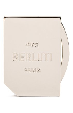 Мужской пряжка для ремня BERLUTI серого цвета, арт. CB010-001 | Фото 1
