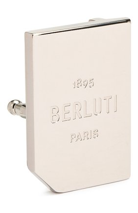 Мужской пряжка для ремня BERLUTI серого цвета, арт. CB010-001 | Фото 2