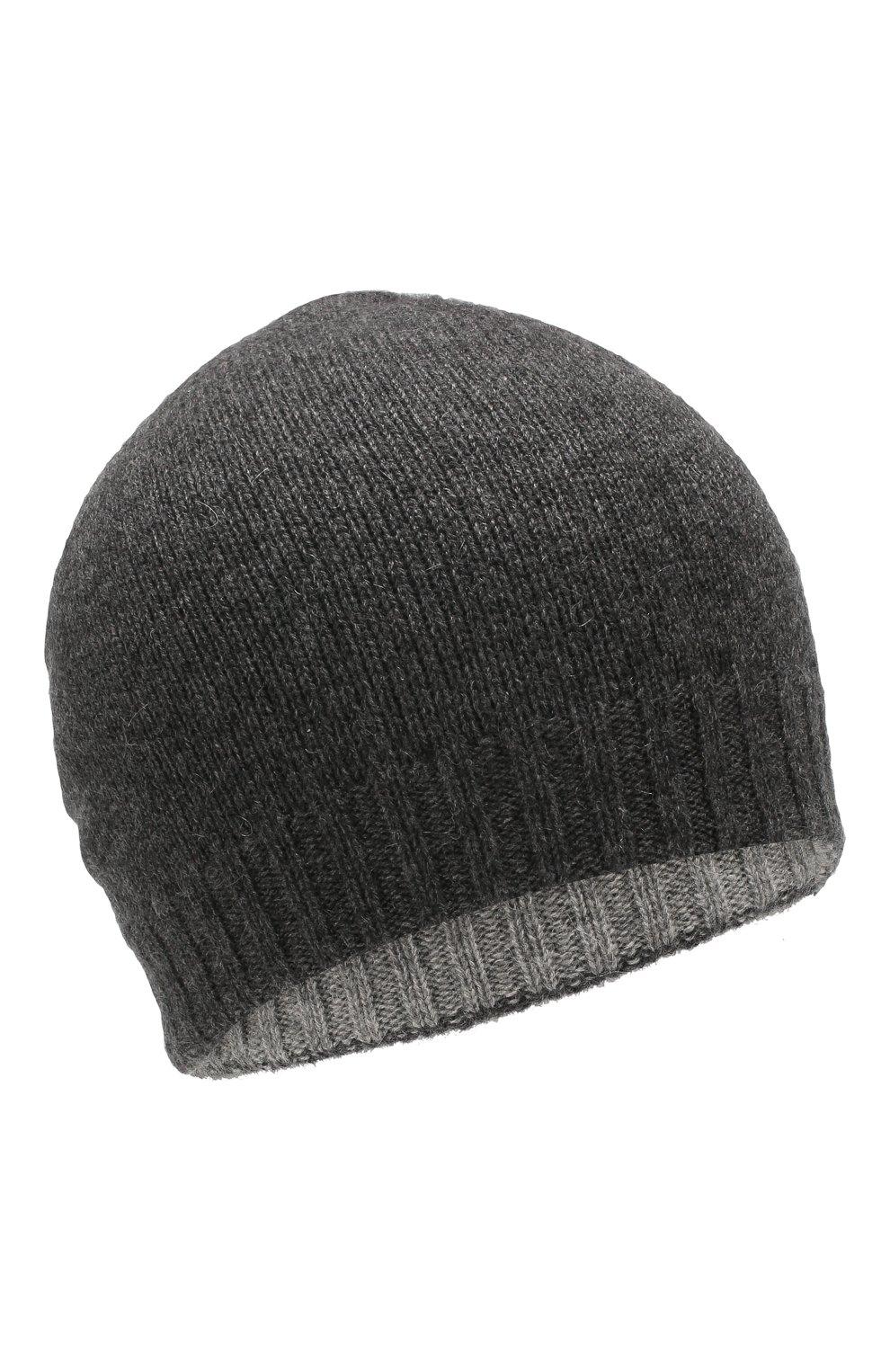 Кашемировая шапка | Фото №4