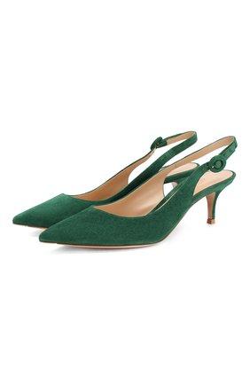 Замшевые туфли Anna 55 | Фото №1