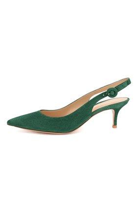 Замшевые туфли Anna 55 | Фото №3