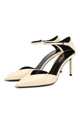Кожаные туфли Anja | Фото №1