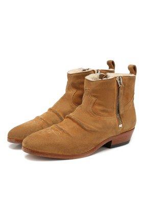 Замшевые ботинки Viand | Фото №1