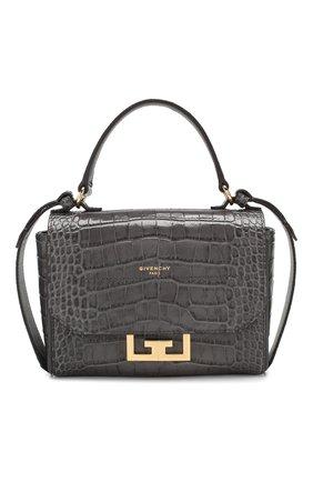 Женская сумка eden mini GIVENCHY серого цвета, арт. BBU005B0LK | Фото 1