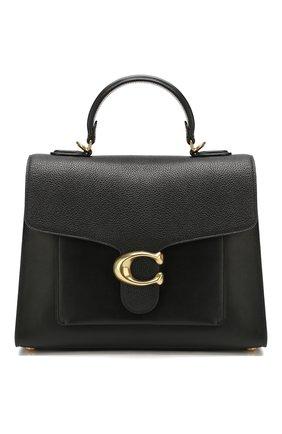 Женская сумка tabby COACH черного цвета, арт. 78342 | Фото 1