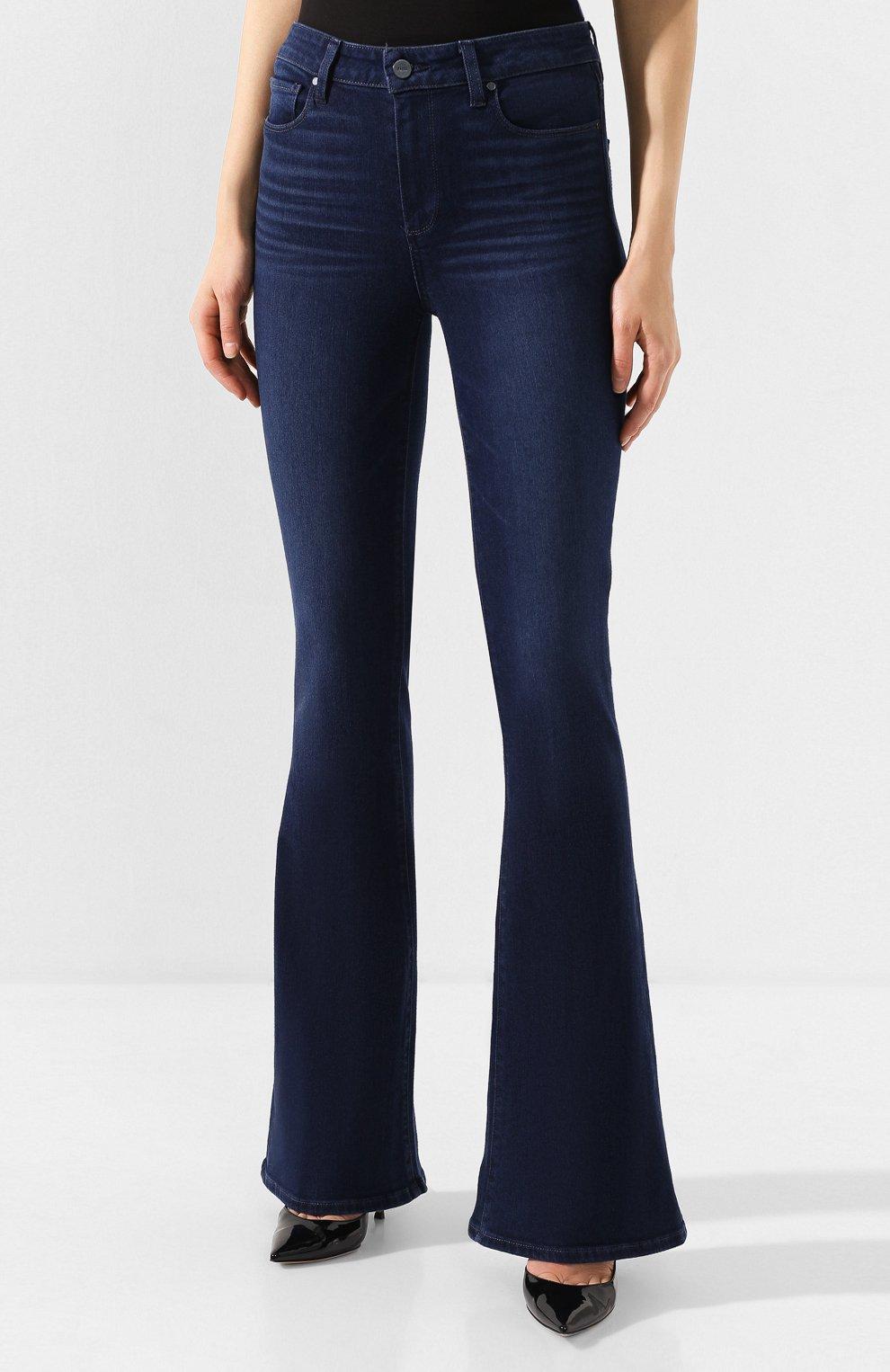 Расклешенные джинсы | Фото №3