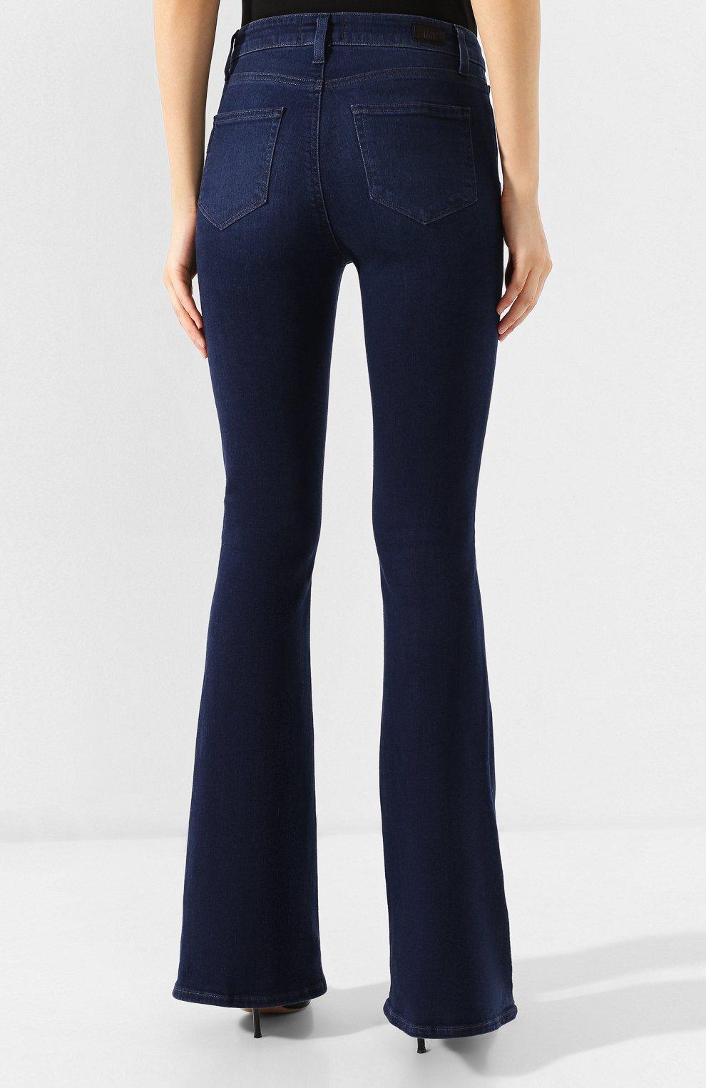 Расклешенные джинсы | Фото №4