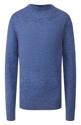Женская пуловер из смеси шерсти и кашемира MARC JACOBS RUNWAY голубого цвета, арт. K2190092   Фото 1