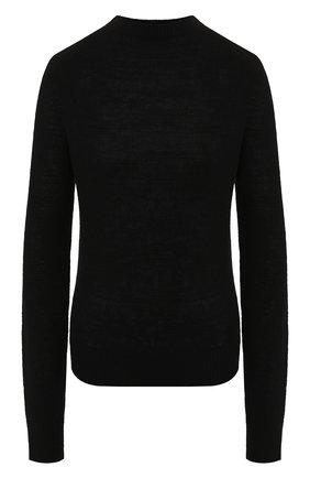 Женский кардиган из смеси шерсти и хлопка MARC JACOBS RUNWAY черного цвета, арт. K2190093   Фото 1