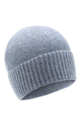Мужская кашемировая шапка FTC голубого цвета, арт. 768-0290 | Фото 1