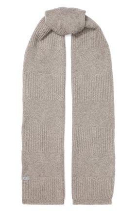 Мужской кашемировый шарф FTC бежевого цвета, арт. 768-0280 | Фото 1