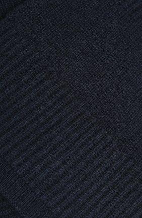 Мужской кашемировый шарф FTC темно-синего цвета, арт. 768-0280 | Фото 2