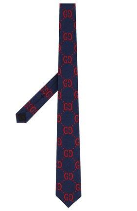 Детский галстук из шерсти и шелка GUCCI красного цвета, арт. 529320/4K515 | Фото 2