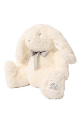 Детского игрушка зайчик TARTINE ET CHOCOLAT белого цвета, арт. T30261H | Фото 2
