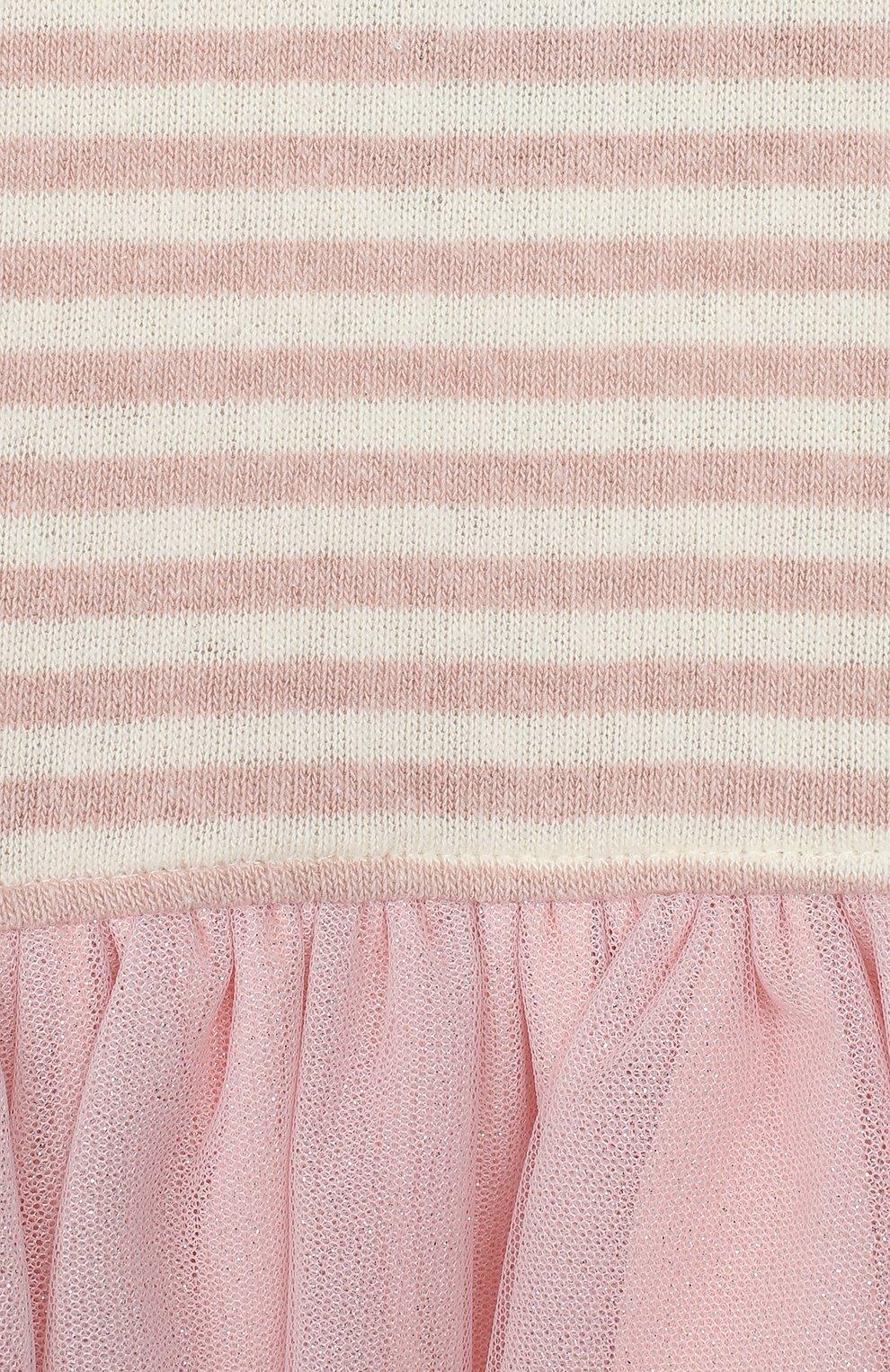 Женский платье ALETTA розового цвета, арт. RW999649/1M-2A | Фото 3