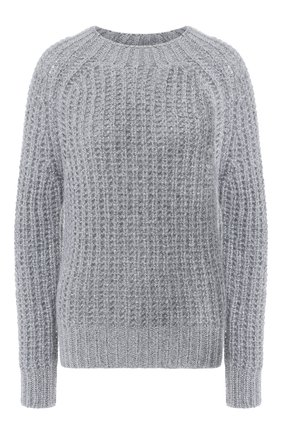 Женская свитер FORTE_FORTE серого цвета, арт. 6849 | Фото 1