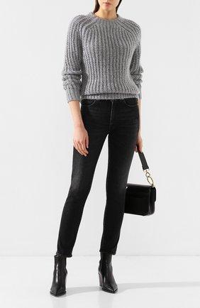 Женская свитер FORTE_FORTE серого цвета, арт. 6849 | Фото 2