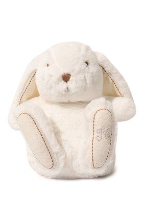 Детского игрушка кролик TARTINE ET CHOCOLAT белого цвета, арт. T30230H | Фото 1