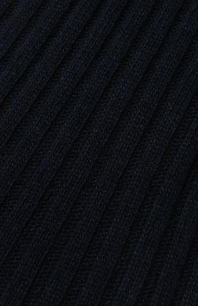 Детский шарф PAOLO PECORA MILANO синего цвета, арт. PP2074 | Фото 2