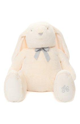 Детского игрушка кролик TARTINE ET CHOCOLAT белого цвета, арт. T30761H | Фото 1