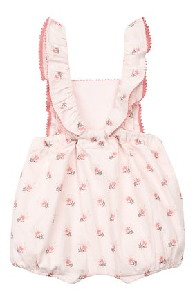 Детский комбинезон TARTINE ET CHOCOLAT светло-розового цвета, арт. TP33001/1M-1A | Фото 2
