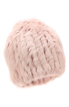 Шапка из меха кролика | Фото №1