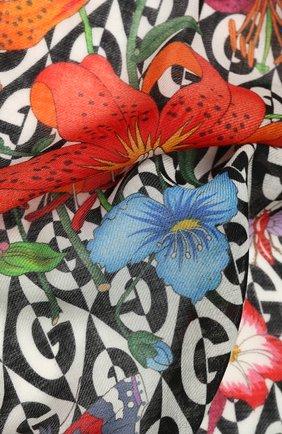 Шерстяной платок | Фото №2