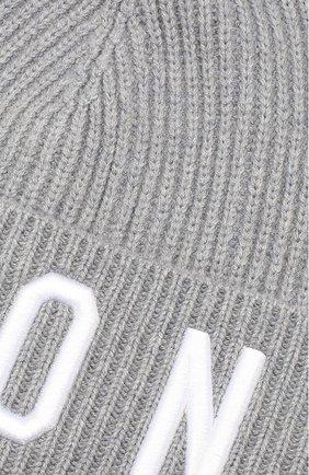 Шапка из смеси шерсти и хлопка | Фото №3
