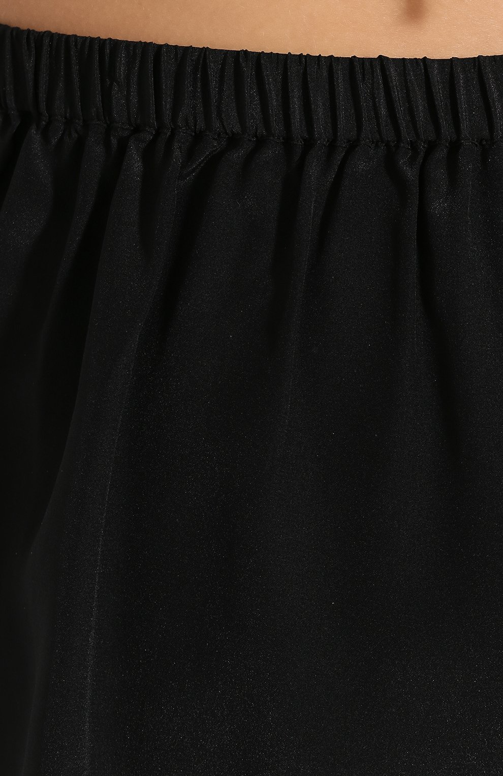 Женские шорты CHANTAL THOMASS черного цвета, арт. TA17_чер | Фото 5