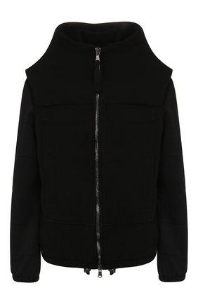 Куртка из вискозы | Фото №1
