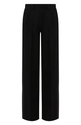 Женские шерстяные брюки MARC JACOBS RUNWAY черного цвета, арт. W2190267   Фото 1