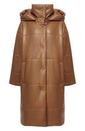 Пальто с капюшоном   Фото №1