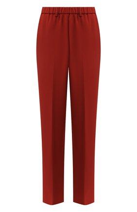 Женские брюки со стрелками FORTE_FORTE красного цвета, арт. 6728 | Фото 1